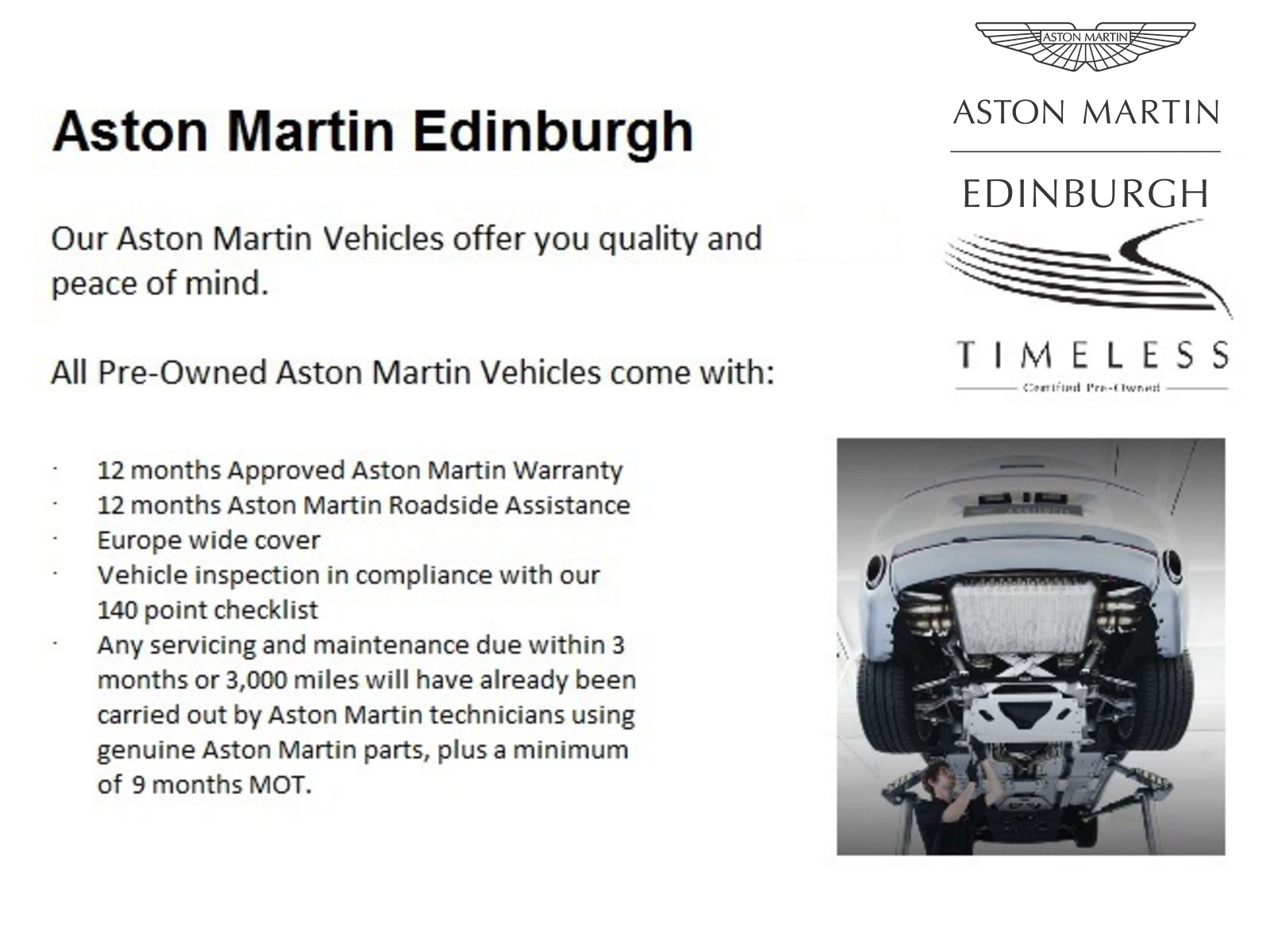 Aston Martin DBS V12 Superleggera 2dr Touchtronic image 35