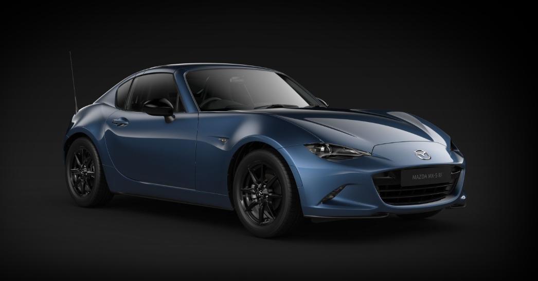 Mazda MX-5 RF 2.0 [184] GT Sport Tech 2dr Auto