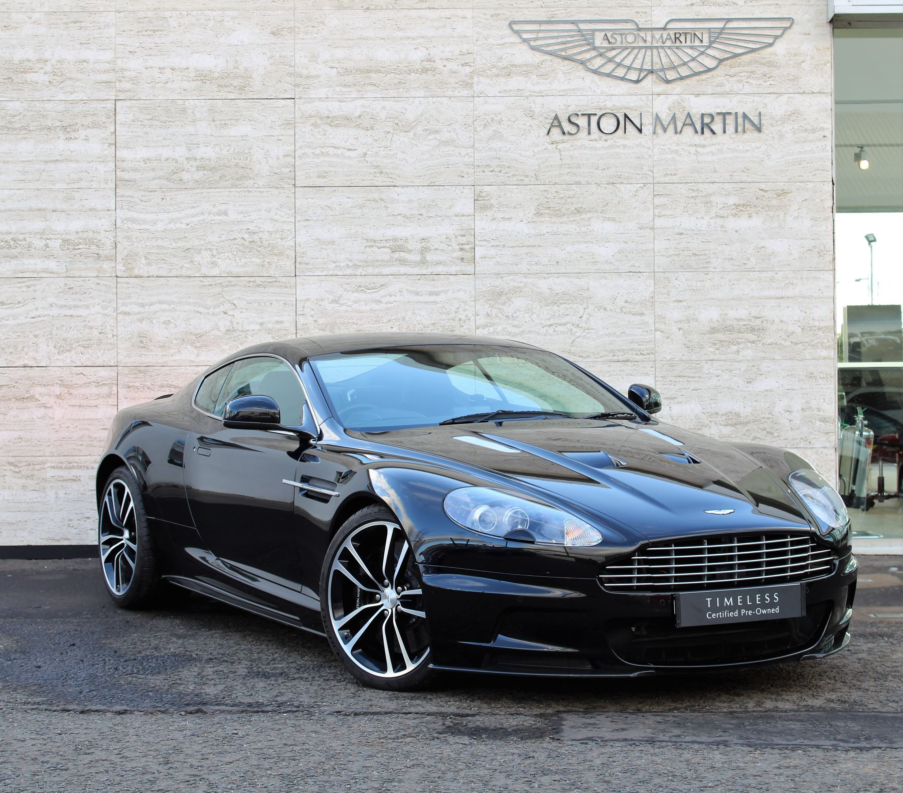 Aston Martin DBS V12 CARBON EDITION 2dr Touchtronic 5.9 Automatic Coupe (2011)