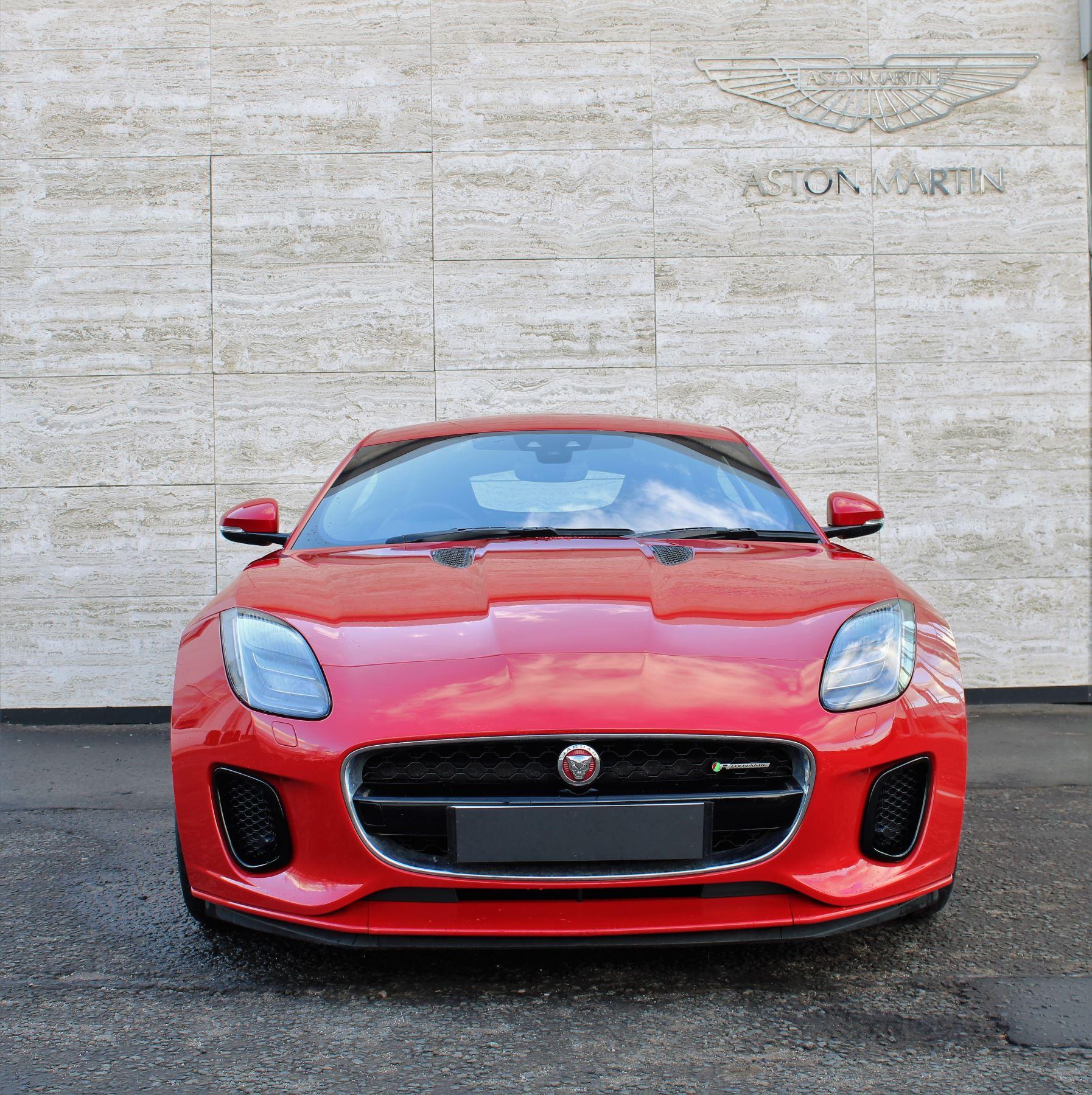 Jaguar F-TYPE 3.0 Supercharged V6 R-Dynamic 2dr image 2