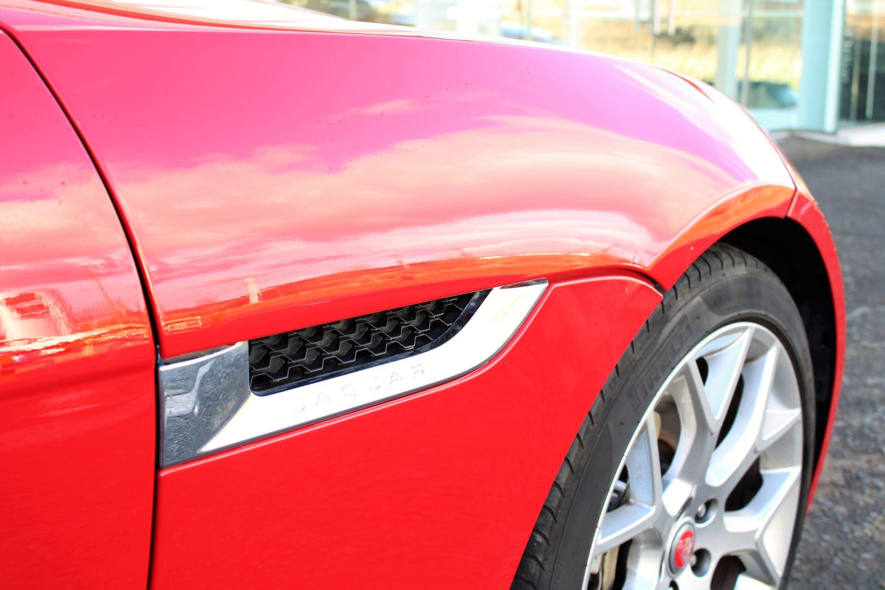 Jaguar F-TYPE 3.0 Supercharged V6 R-Dynamic 2dr image 8