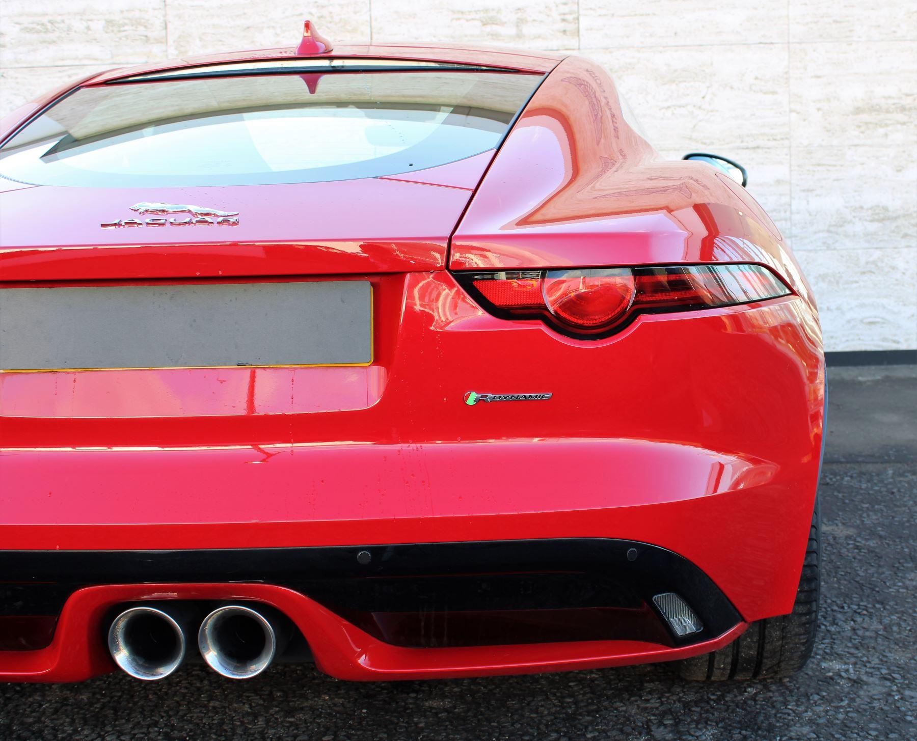 Jaguar F-TYPE 3.0 Supercharged V6 R-Dynamic 2dr image 16