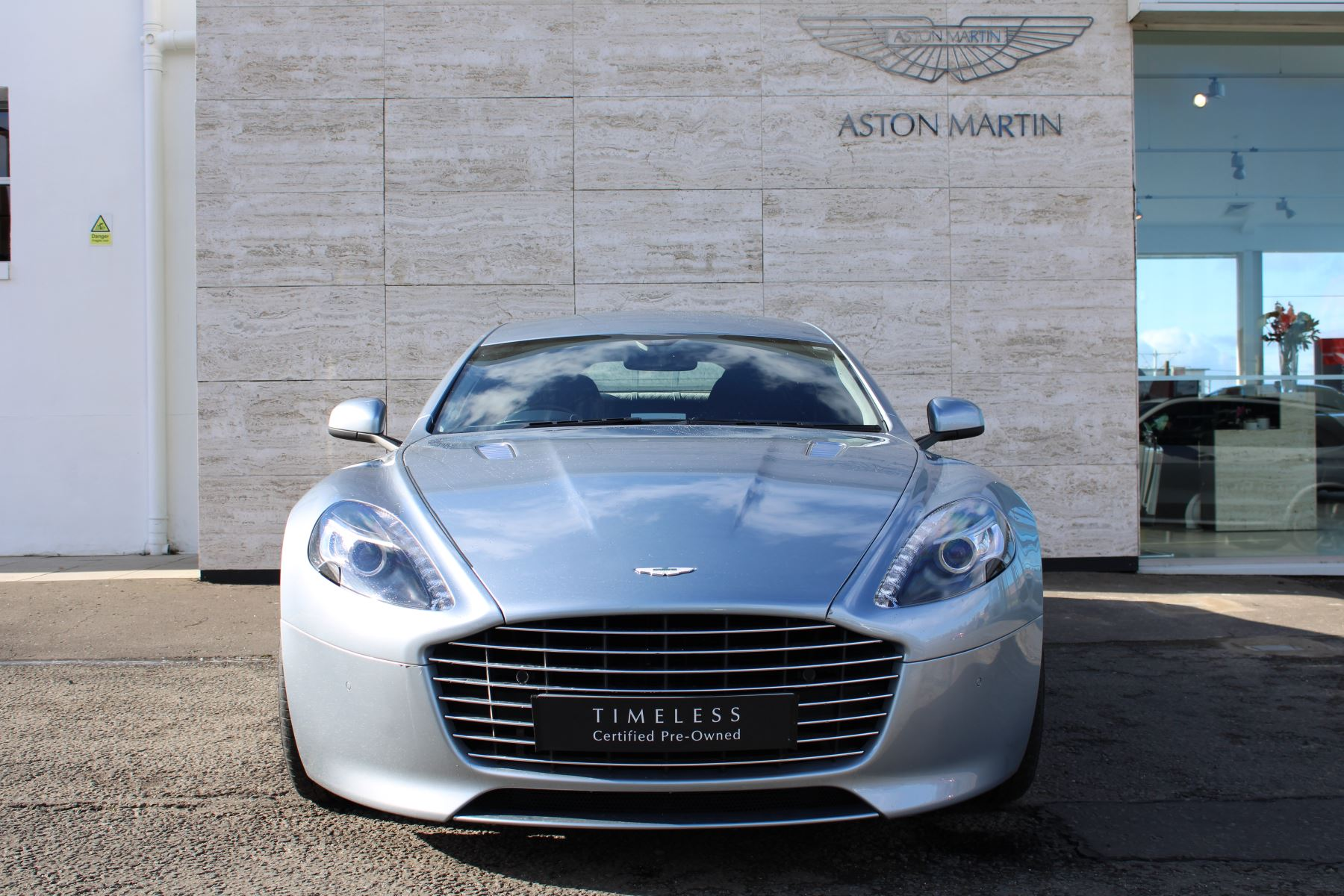 Aston Martin Rapide S V12 [552] 4dr Touchtronic III image 2