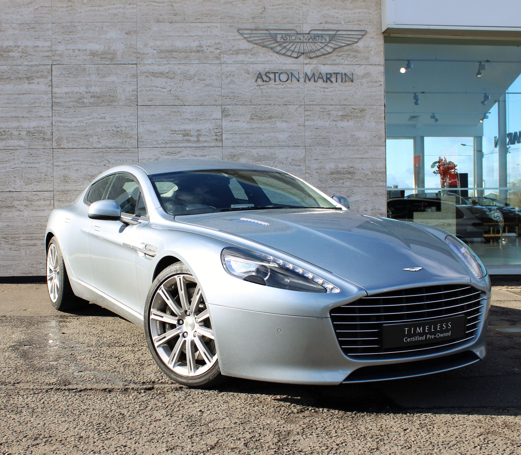 Aston Martin Rapide S V12 [552] 4dr Touchtronic III 5.9 Automatic 5 door Saloon (2016)