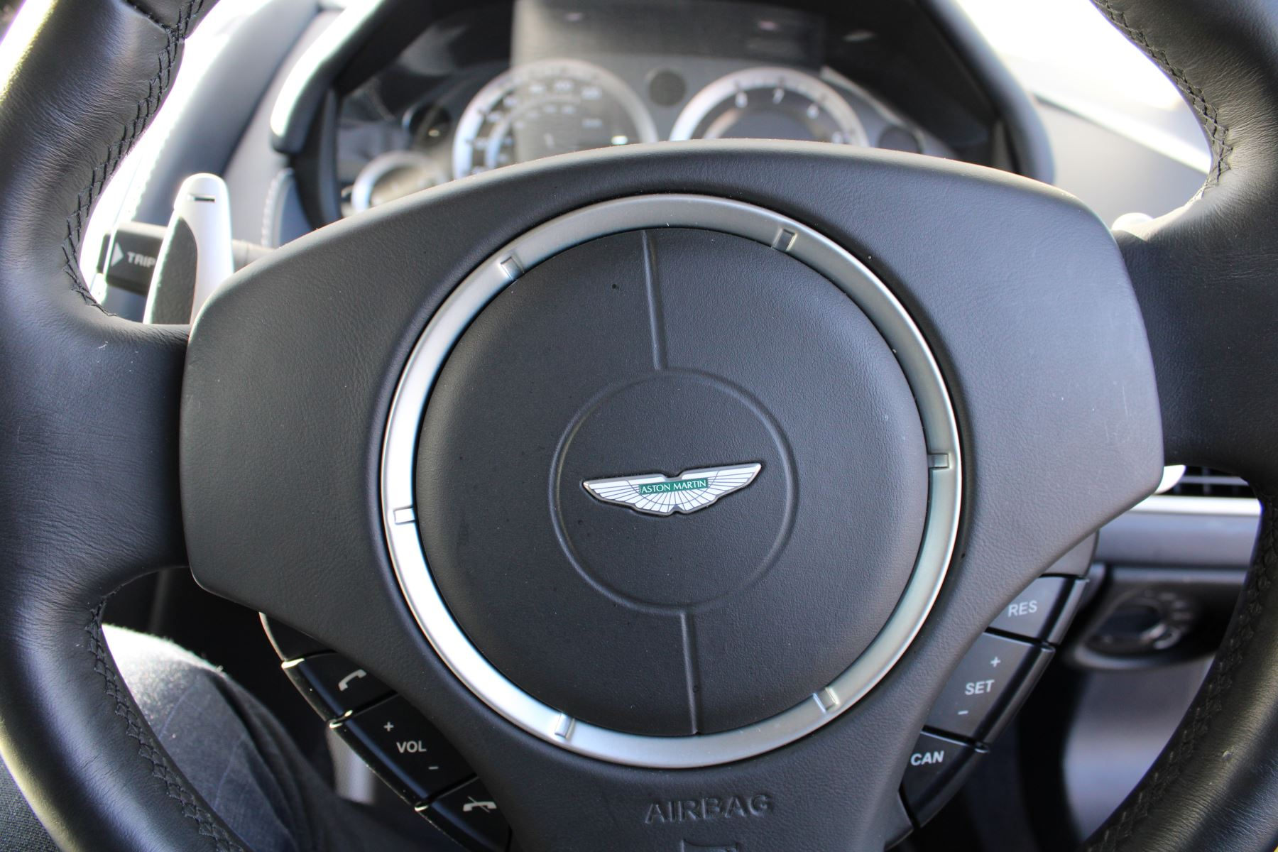 Aston Martin Rapide S V12 [552] 4dr Touchtronic III image 26
