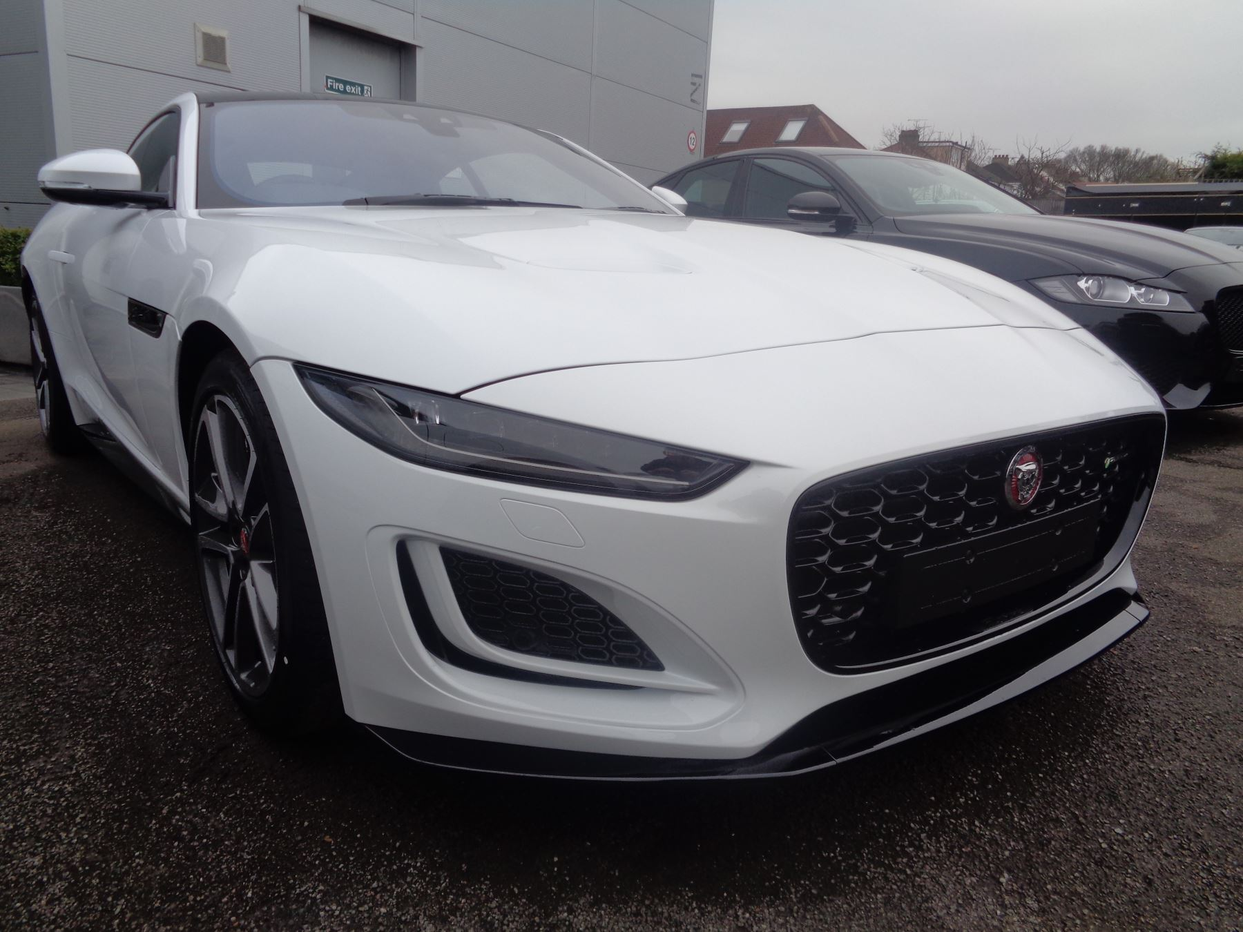 Jaguar F-TYPE 2.0 P300 R-Dynamic Automatic 2 door Coupe (2021)