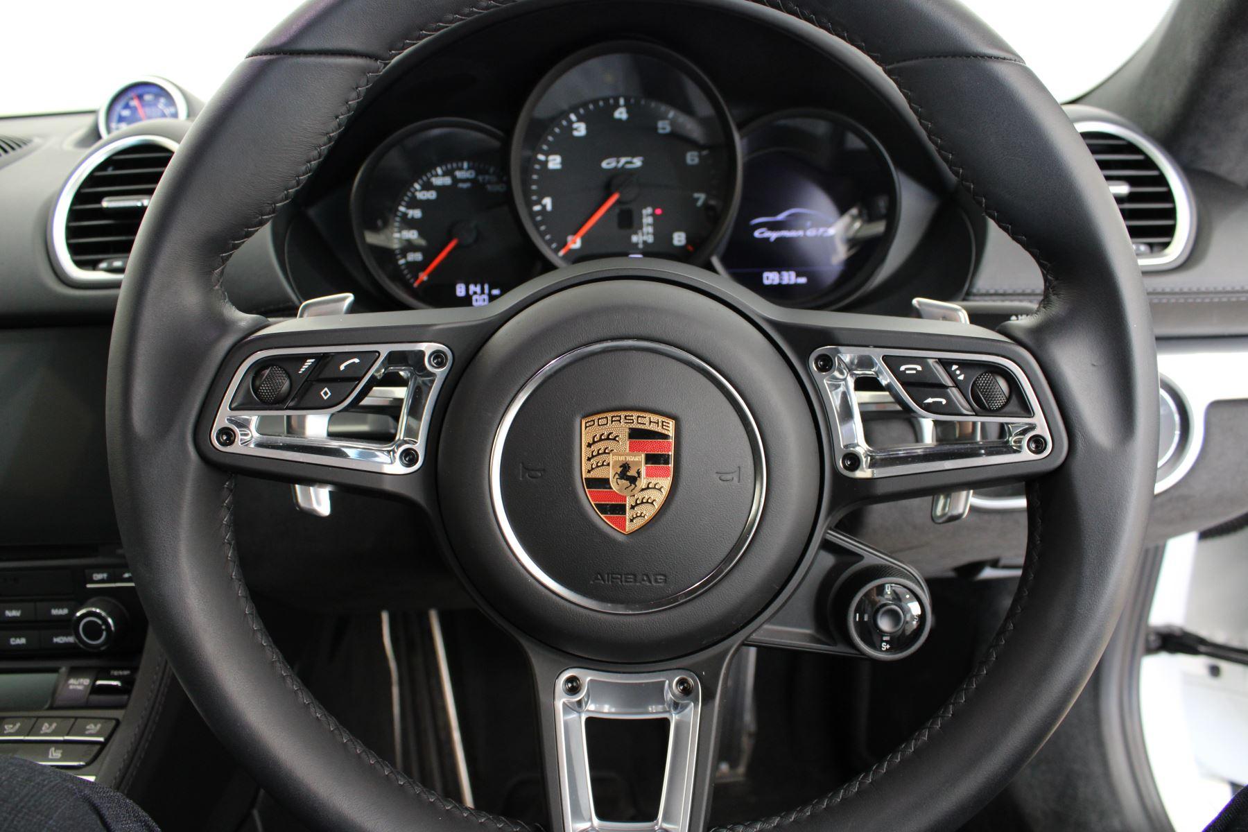 Porsche Cayman 2.5 GTS 2dr PDK image 21