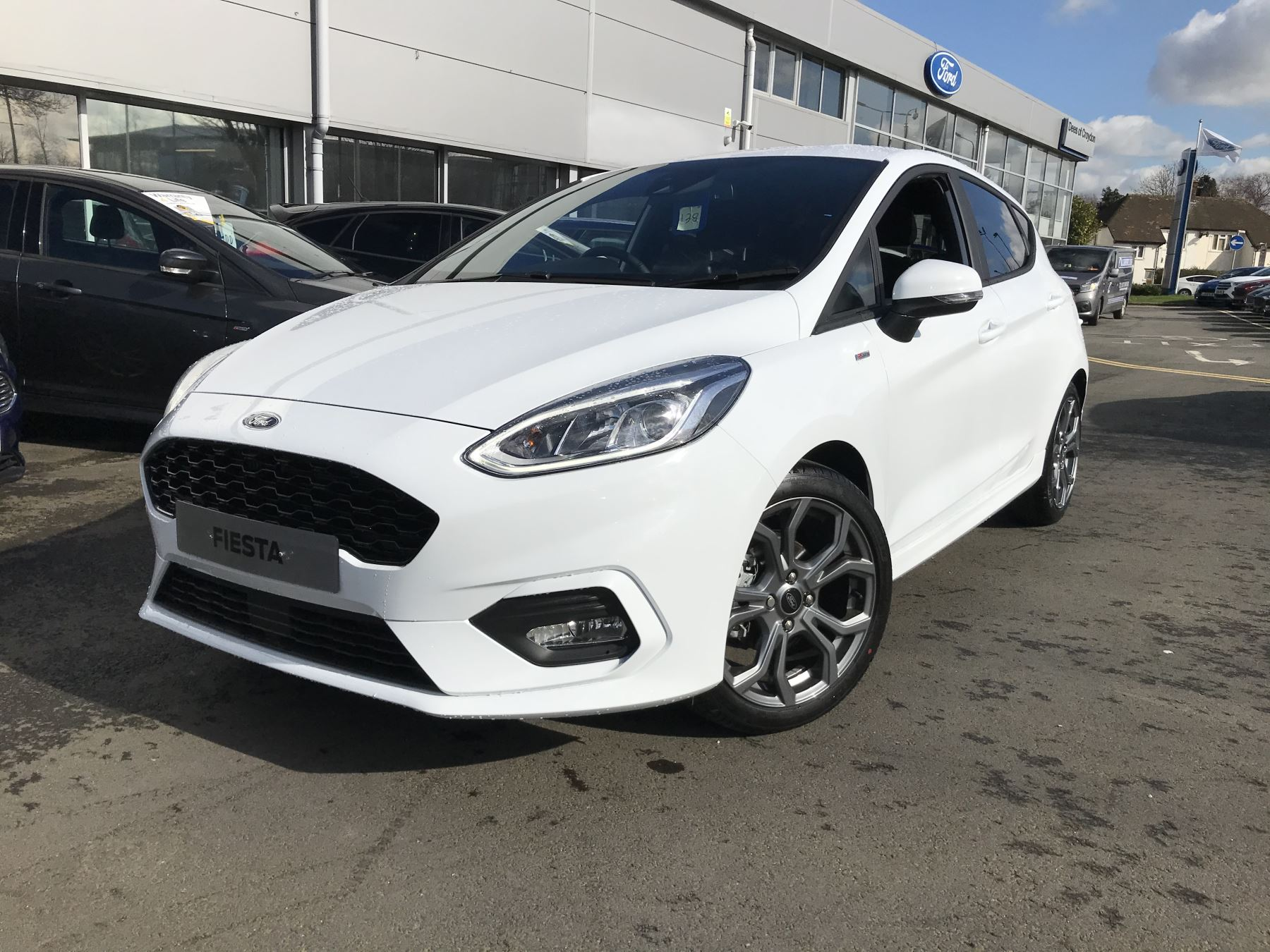 Ford Fiesta ST-Line 1.0T EcoBoost 100PS 6 Speed image 1
