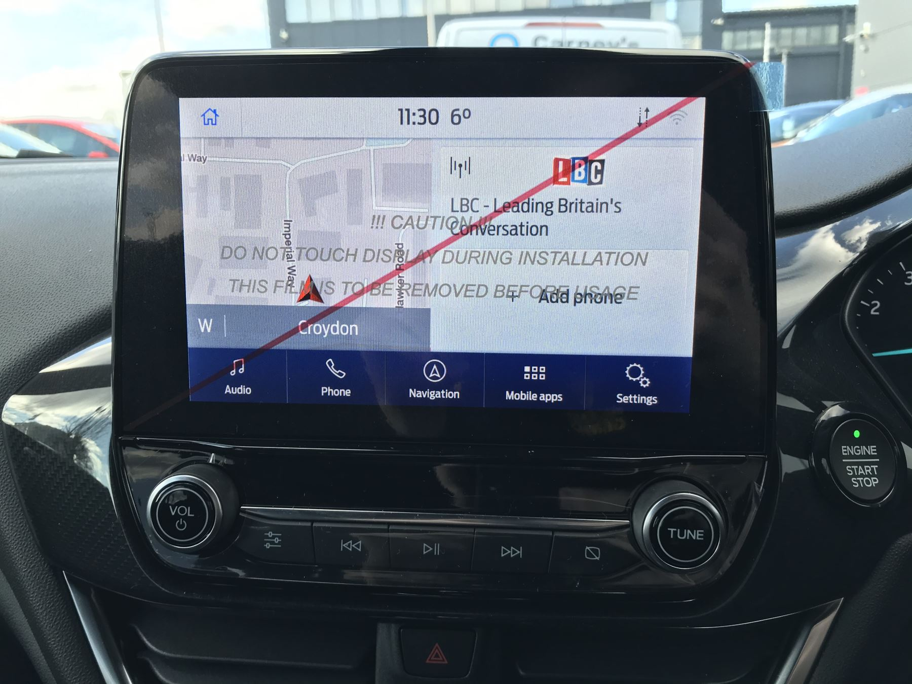 Ford Fiesta ST-Line 1.0T EcoBoost 100PS 6 Speed image 15