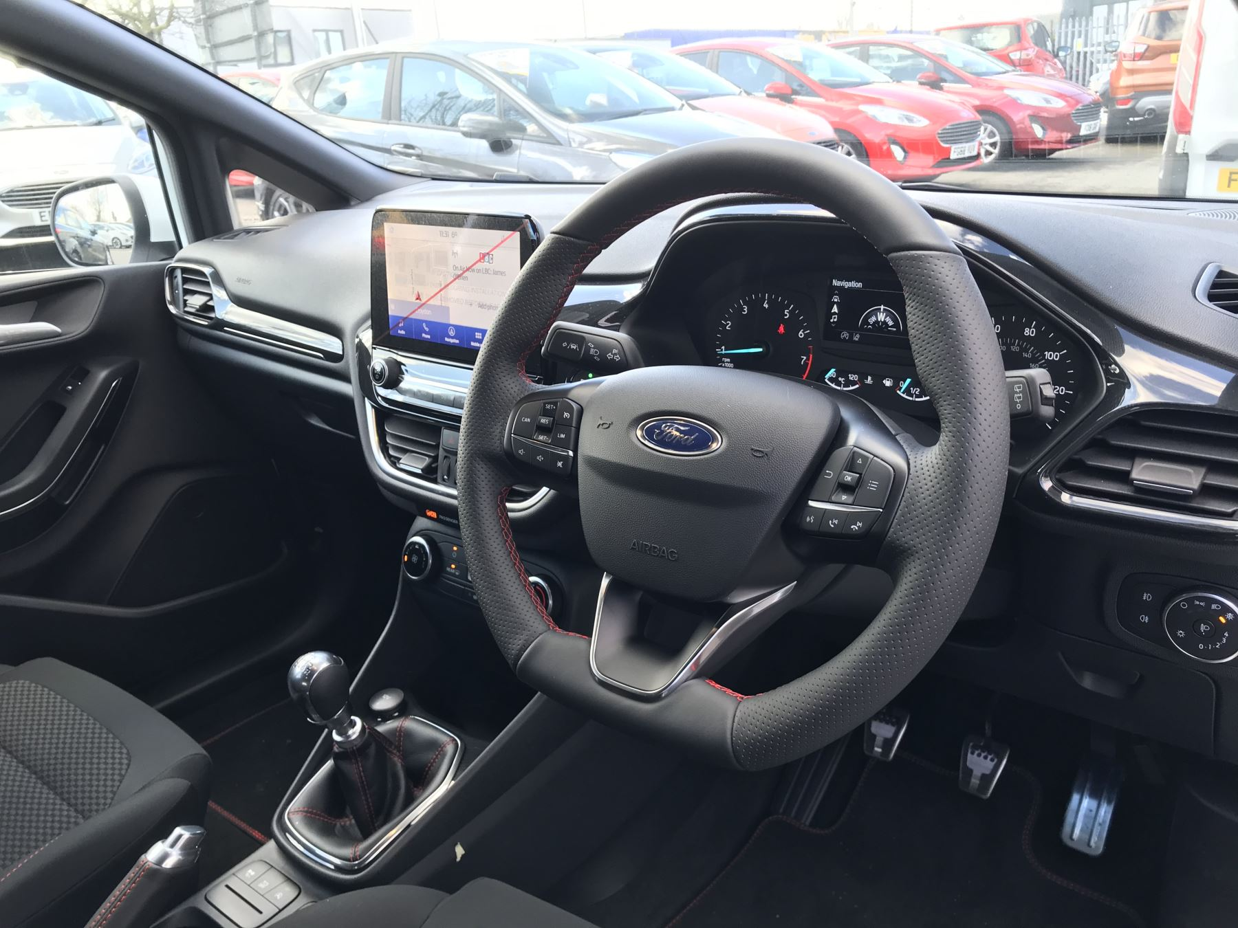 Ford Fiesta ST-Line 1.0T EcoBoost 100PS 6 Speed image 17