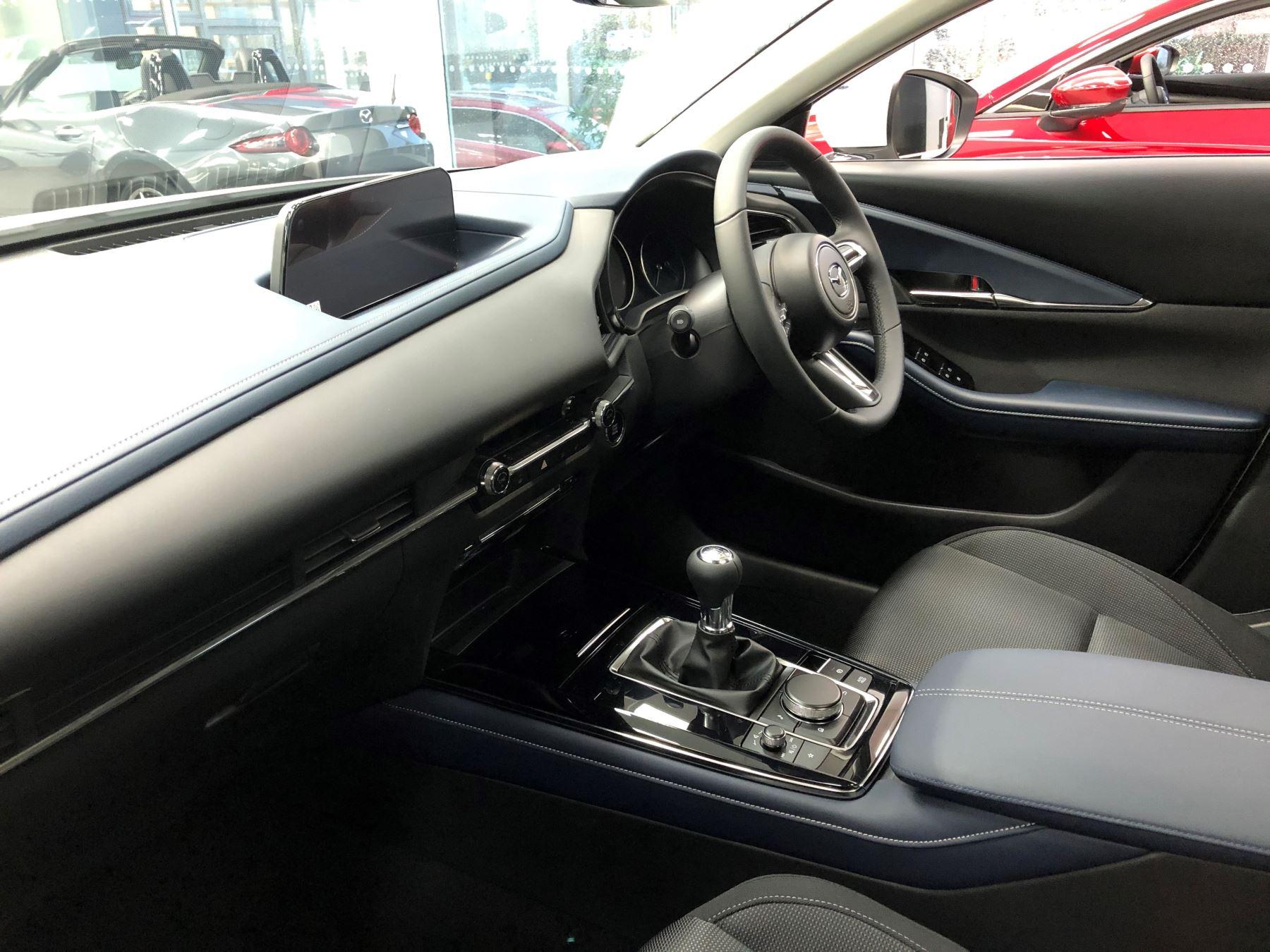 Mazda CX-30 2.0 Skyactiv-X MHEV Sport Lux image 8