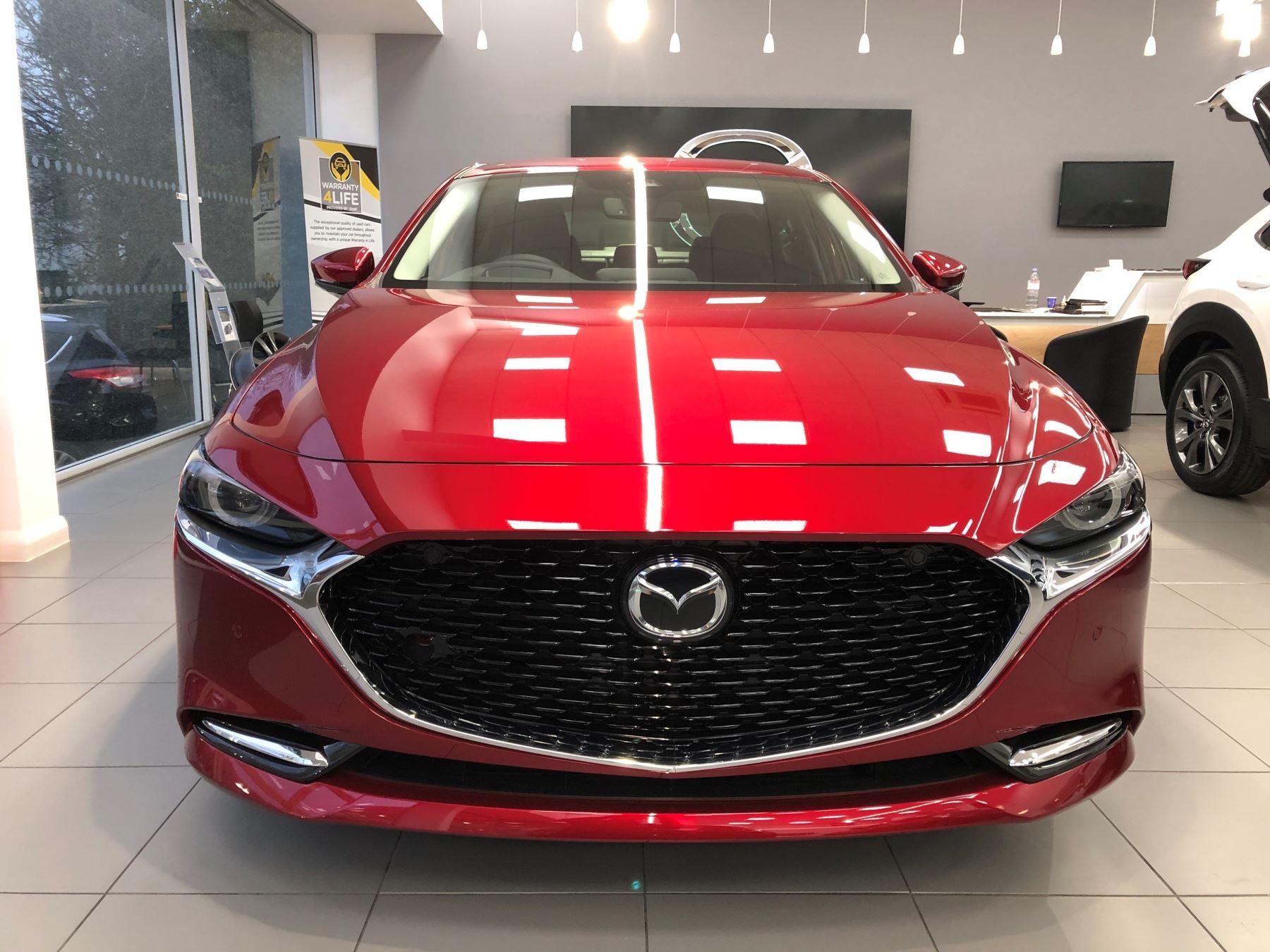 Mazda 3 2.0 Skyactiv-X GT Sport Tech 4 door Saloon (19MY)