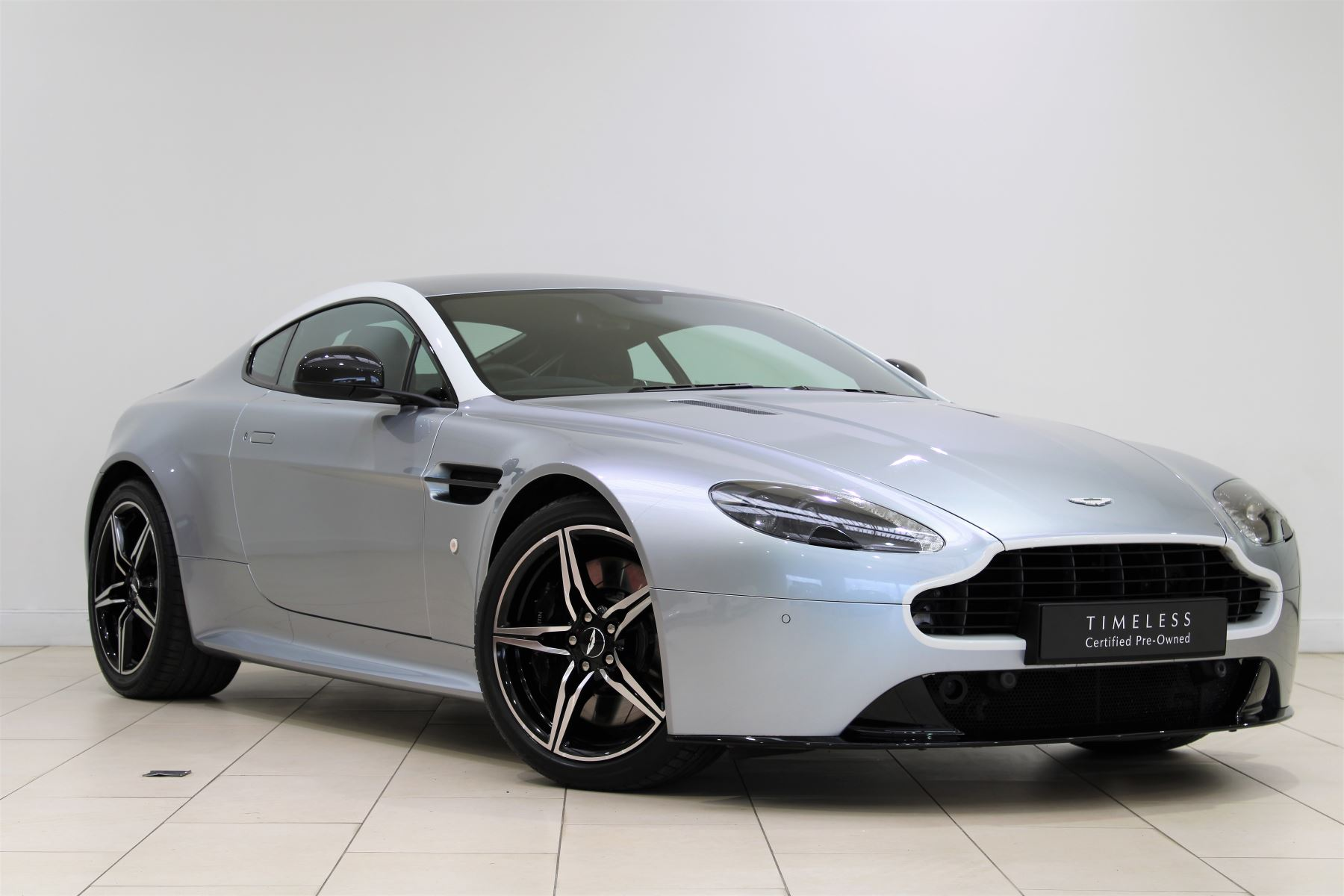 Aston Martin Vantage N430 2dr Sportshift II 4.7 Automatic Coupe (2015)
