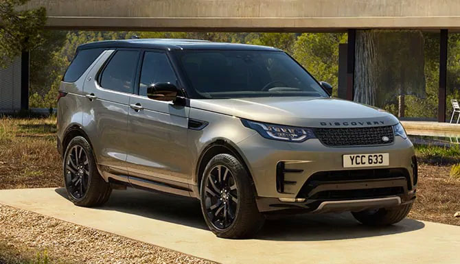 Land Rover New Discovery Landmark Edition Offer