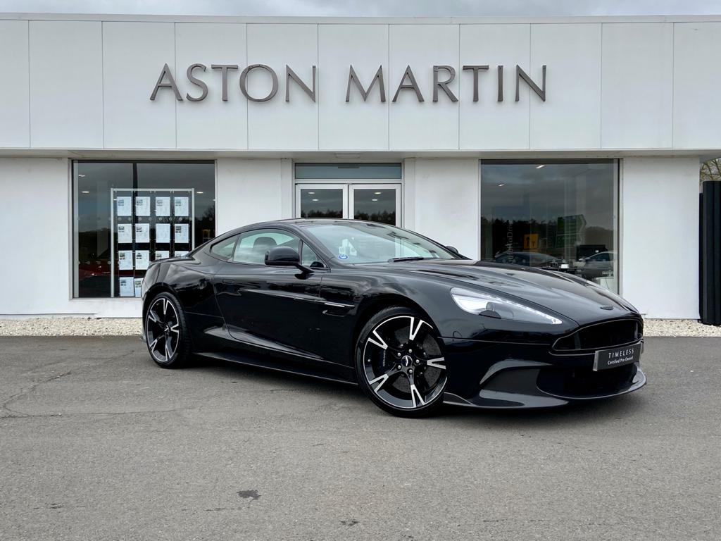 Aston Martin Vanquish S V12 Ultimate Edition [595] S 2+2 2dr Touchtronic image 3