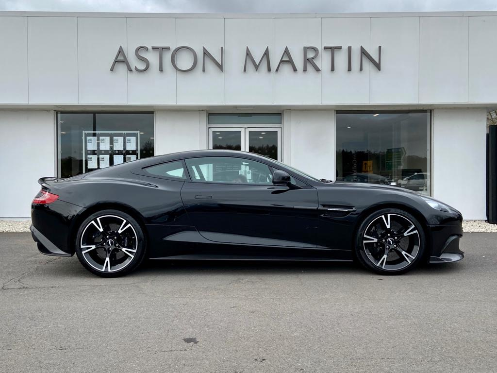 Aston Martin Vanquish S V12 Ultimate Edition [595] S 2+2 2dr Touchtronic image 4