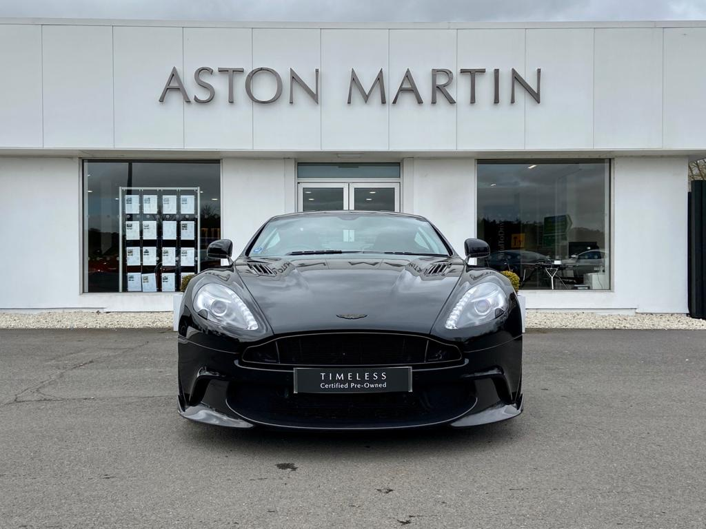 Aston Martin Vanquish S V12 Ultimate Edition [595] S 2+2 2dr Touchtronic image 2
