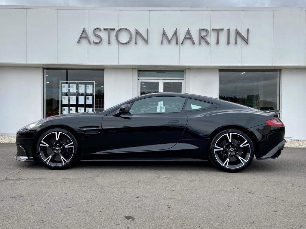 Aston Martin Vanquish S V12 Ultimate Edition [595] S 2+2 2dr Touchtronic image 8