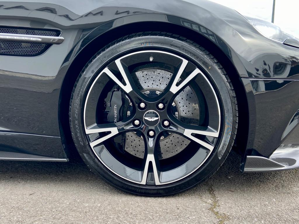 Aston Martin Vanquish S V12 Ultimate Edition [595] S 2+2 2dr Touchtronic image 9