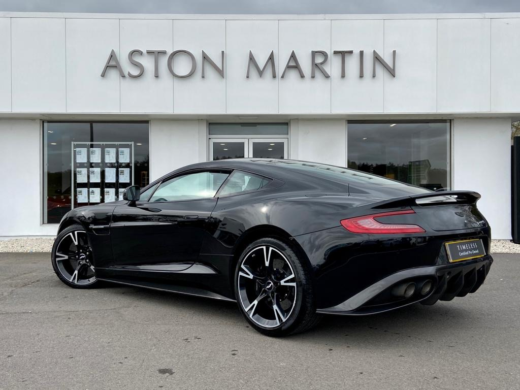 Aston Martin Vanquish S V12 Ultimate Edition [595] S 2+2 2dr Touchtronic image 7