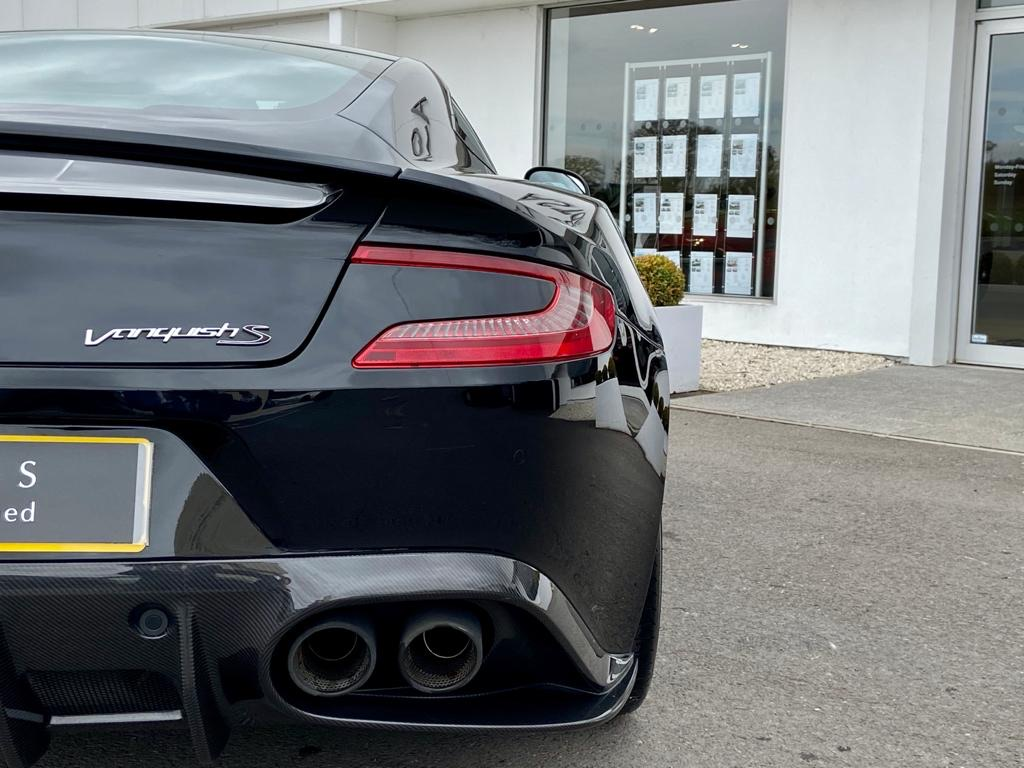 Aston Martin Vanquish S V12 Ultimate Edition [595] S 2+2 2dr Touchtronic image 12