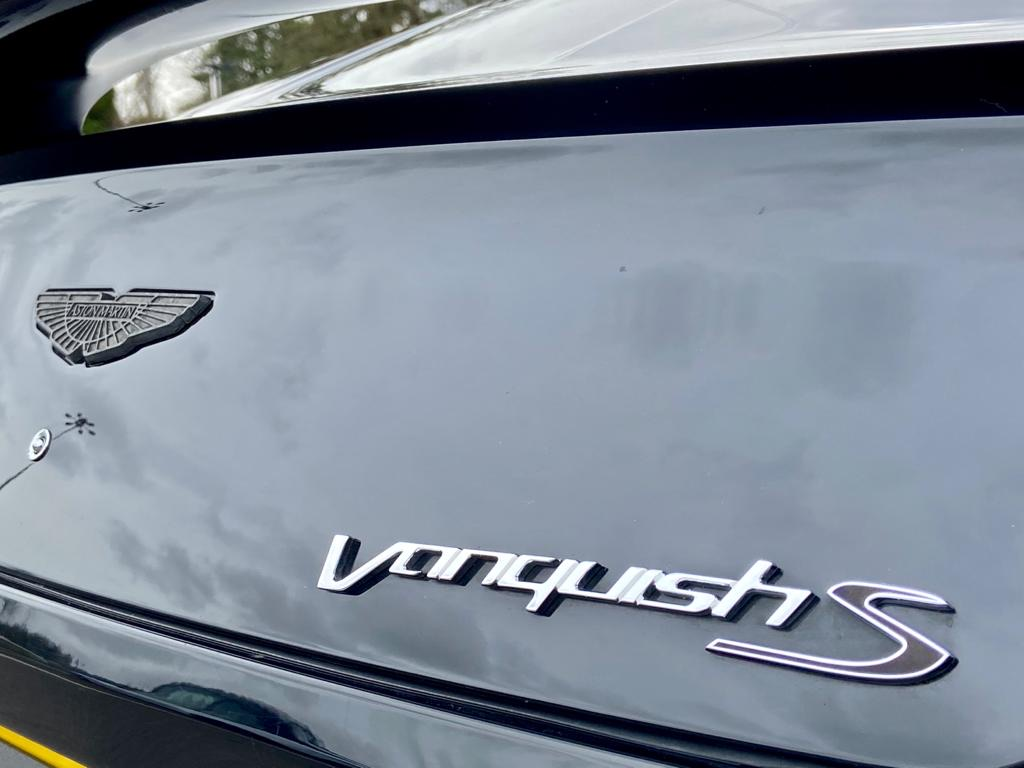 Aston Martin Vanquish S V12 Ultimate Edition [595] S 2+2 2dr Touchtronic image 14