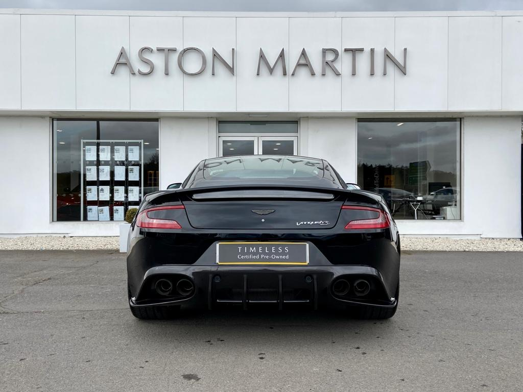 Aston Martin Vanquish S V12 Ultimate Edition [595] S 2+2 2dr Touchtronic image 6