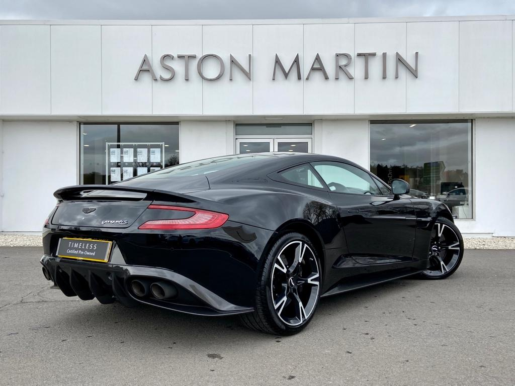 Aston Martin Vanquish S V12 Ultimate Edition [595] S 2+2 2dr Touchtronic image 5