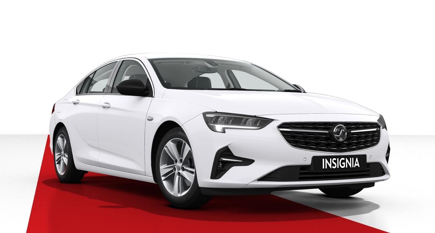 Vauxhall New Insignia 1.5 Turbo D 122 SRI Nav