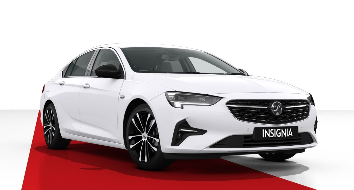 Vauxhall New Insignia 1.5 Turbo D 122 Ultimate