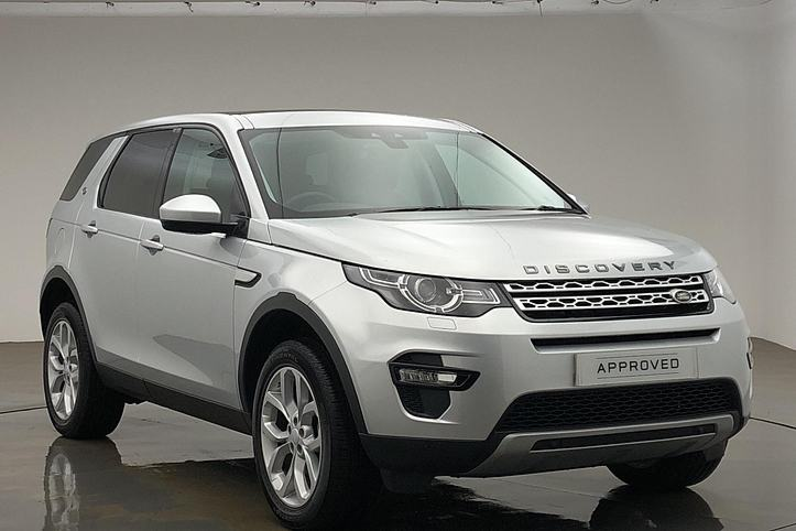 Land Rover Discovery Sport 2.0 Si4 240 HSE 5dr Automatic 4x4 (2019)
