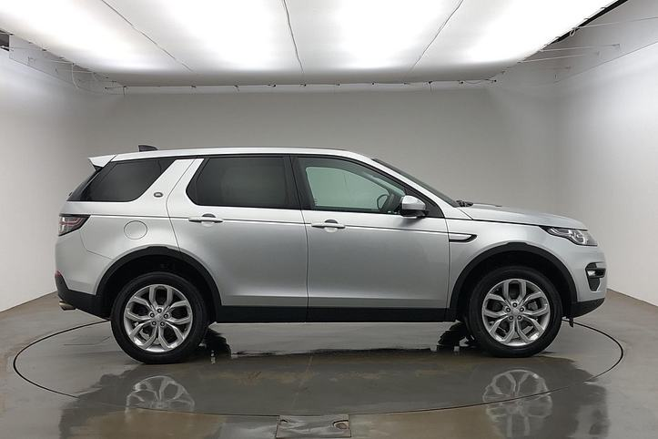 Land Rover Discovery Sport 2.0 Si4 240 HSE 5dr image 5