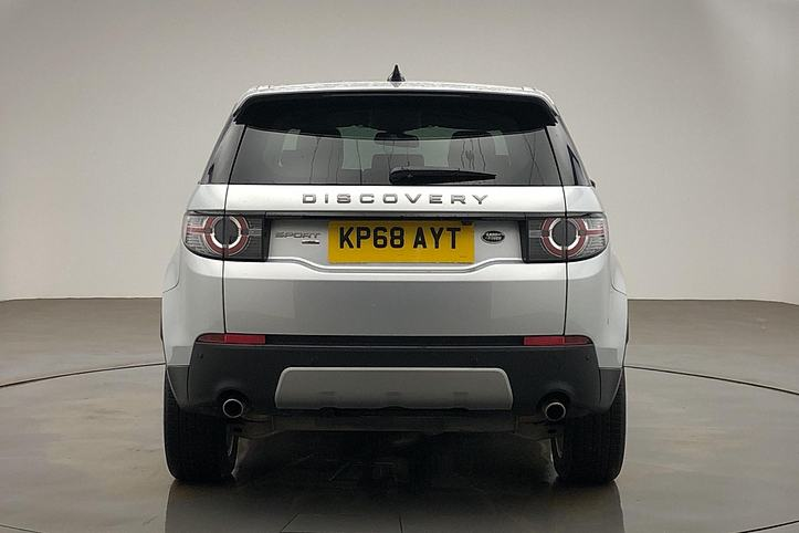 Land Rover Discovery Sport 2.0 Si4 240 HSE 5dr image 6