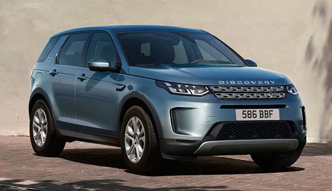 Land Rover Discovery Sport 2.0 D165 5dr Auto