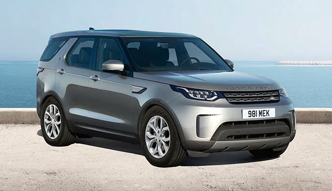 Land Rover Discovery 2.0 Si4 SE 5dr Auto