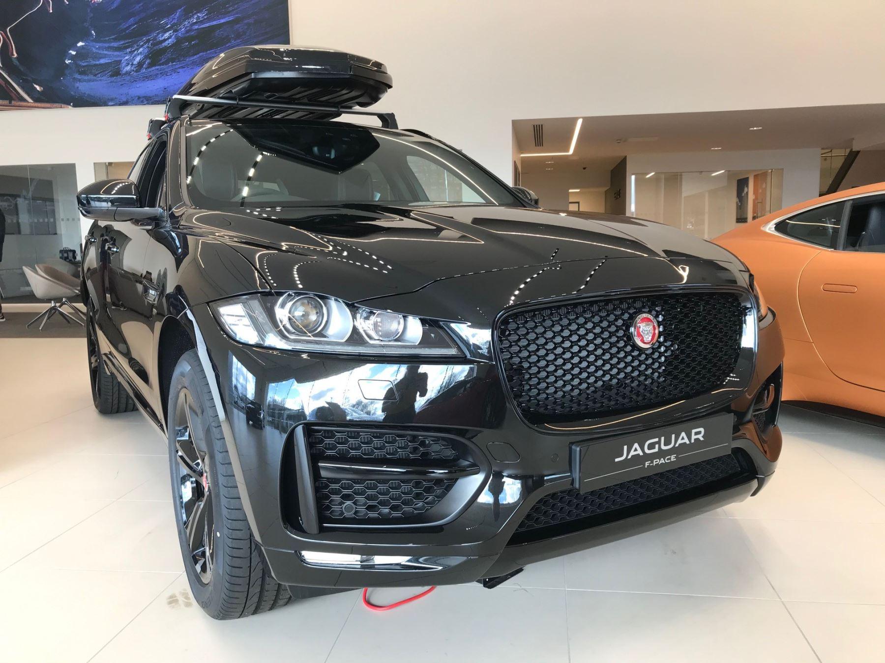 Jaguar F-PACE 2.0 R-Sport AWD Automatic 5 door Estate (17MY)