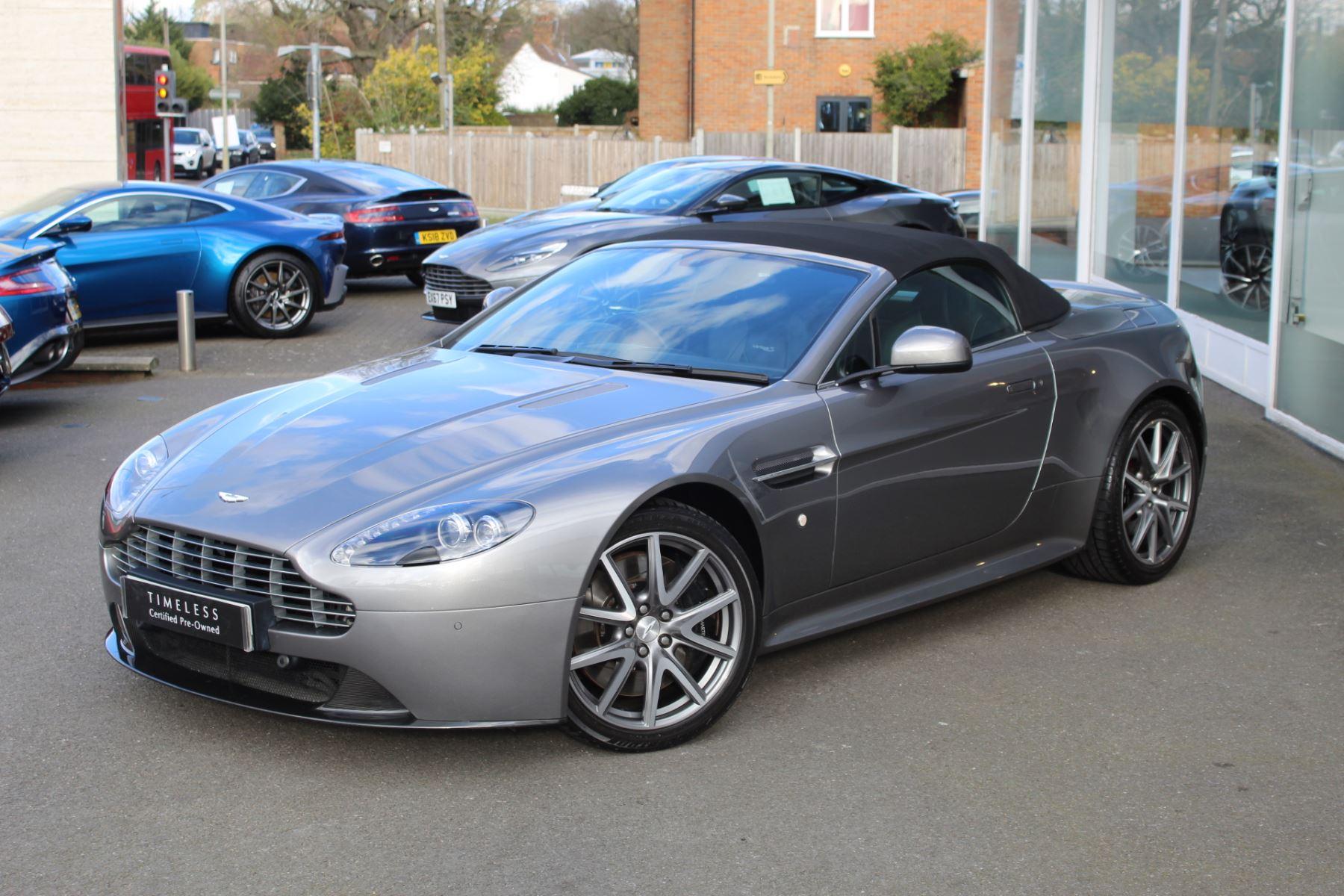 Aston Martin V8 Vantage S Roadster S 2dr Sportshift  Rare S Model  image 2