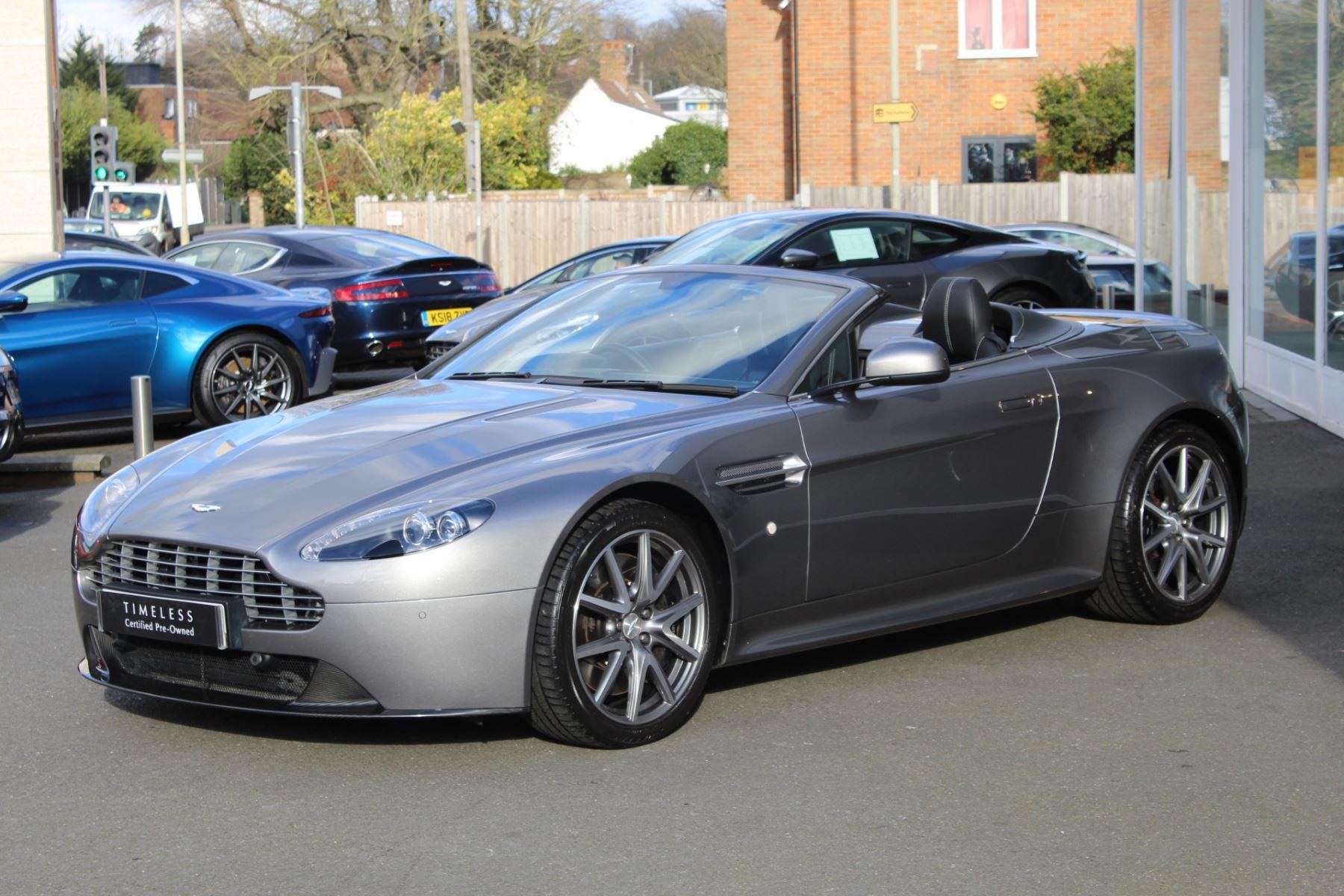 Aston Martin V8 Vantage S Roadster S 2dr Sportshift  Rare S Model  image 5