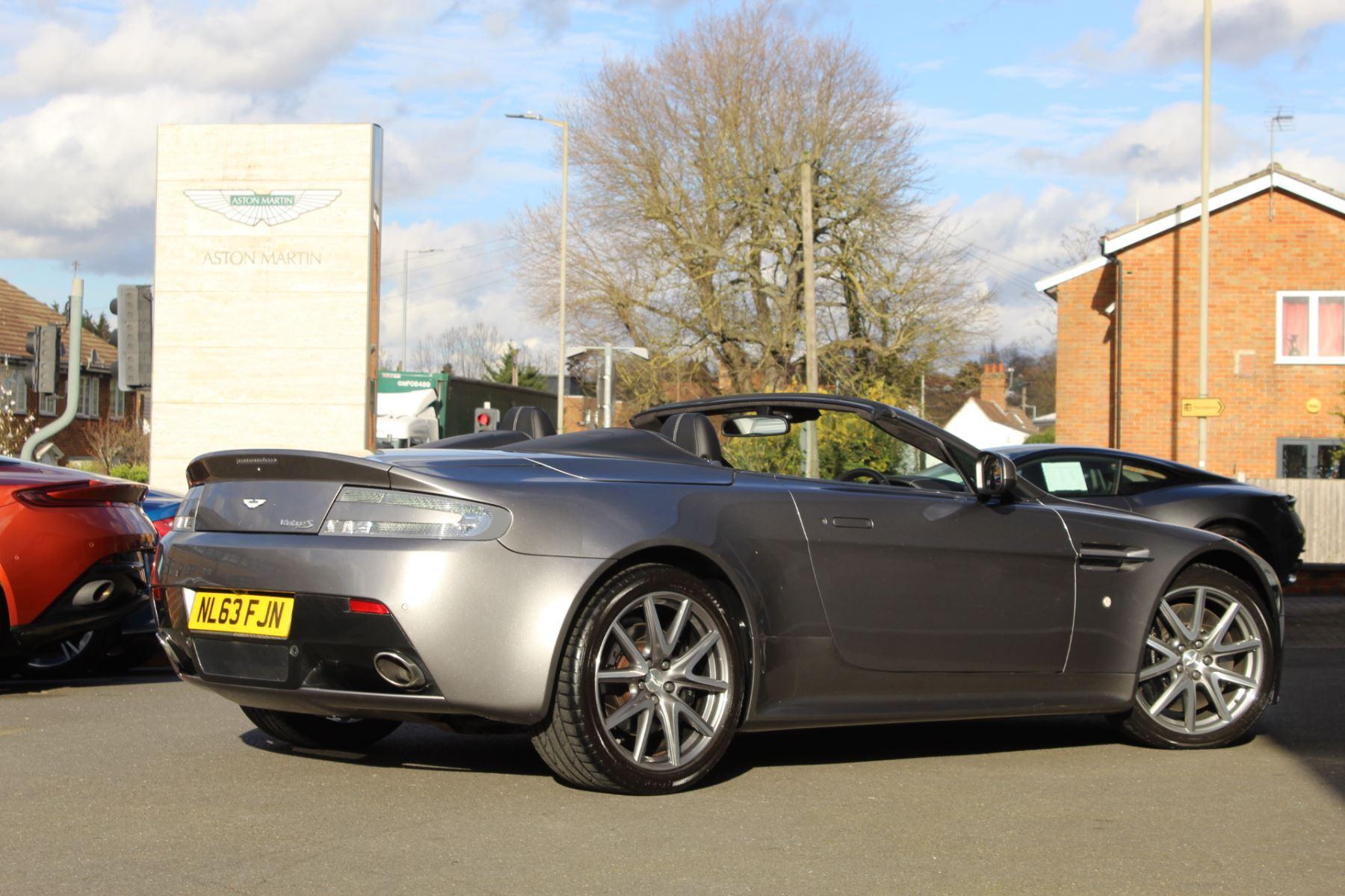 Aston Martin V8 Vantage S Roadster S 2dr Sportshift  Rare S Model  image 12