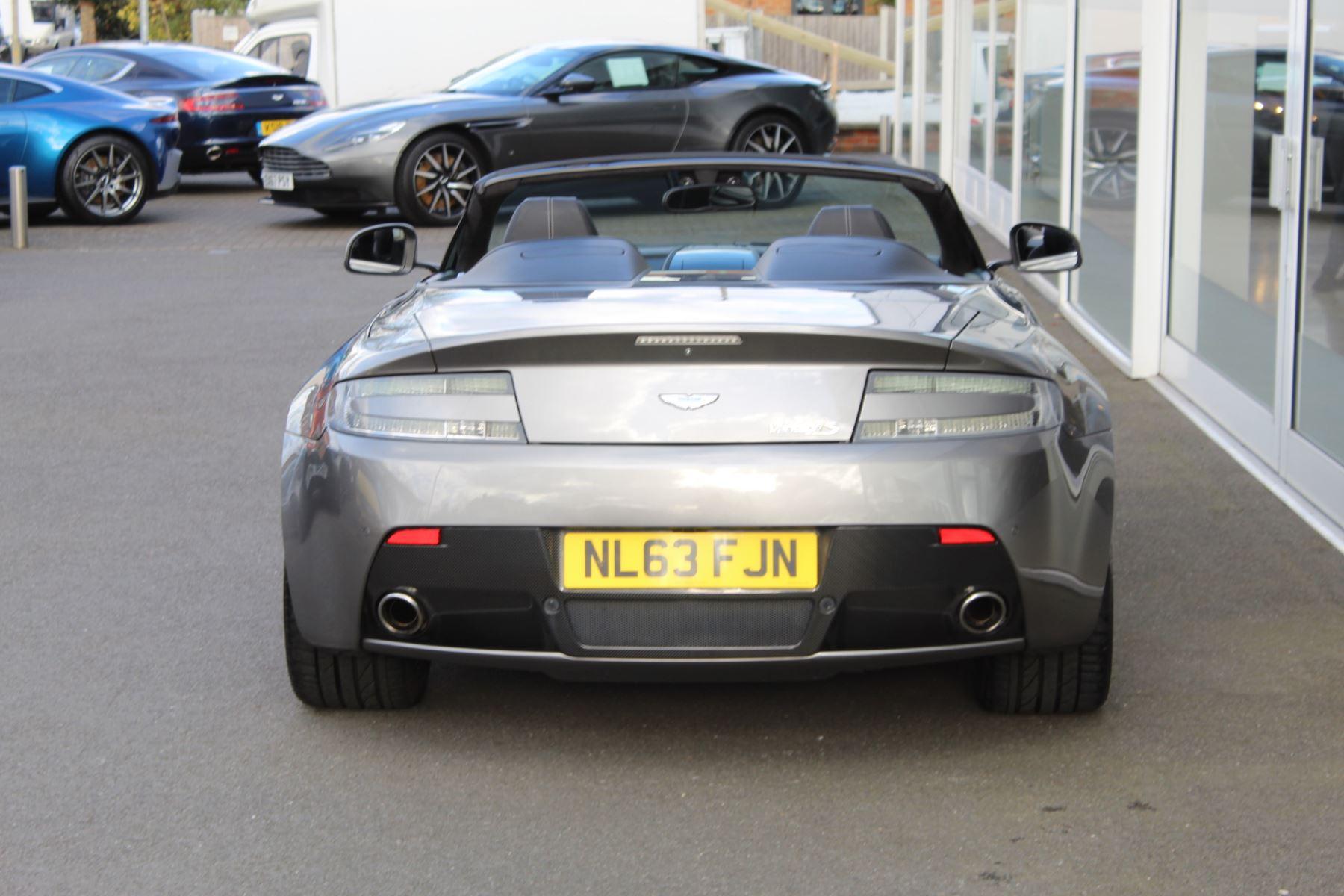 Aston Martin V8 Vantage S Roadster S 2dr Sportshift  Rare S Model  image 15