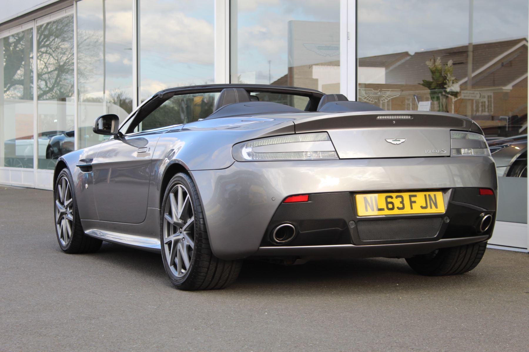 Aston Martin V8 Vantage S Roadster S 2dr Sportshift image 14