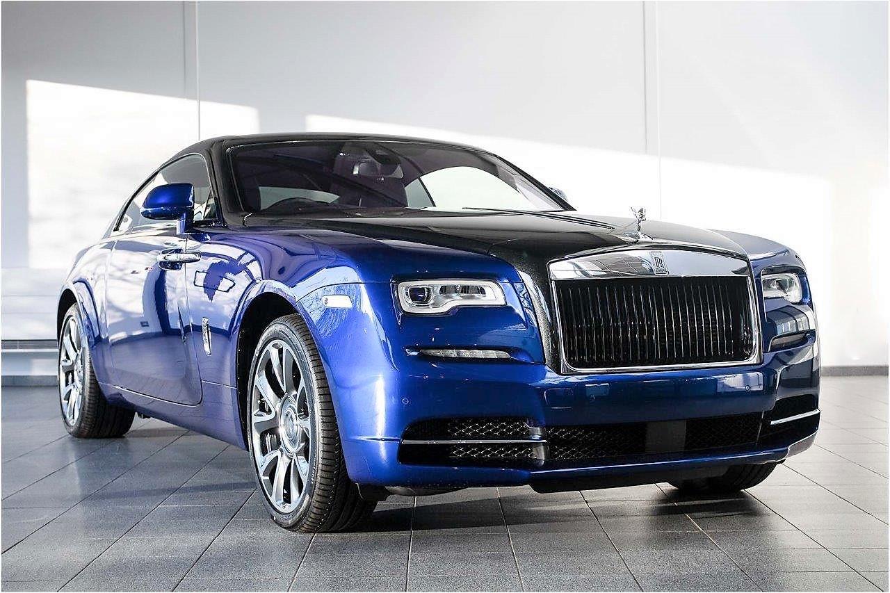Rolls-Royce Wraith 2dr Auto 6.5 Automatic Coupe (2019)