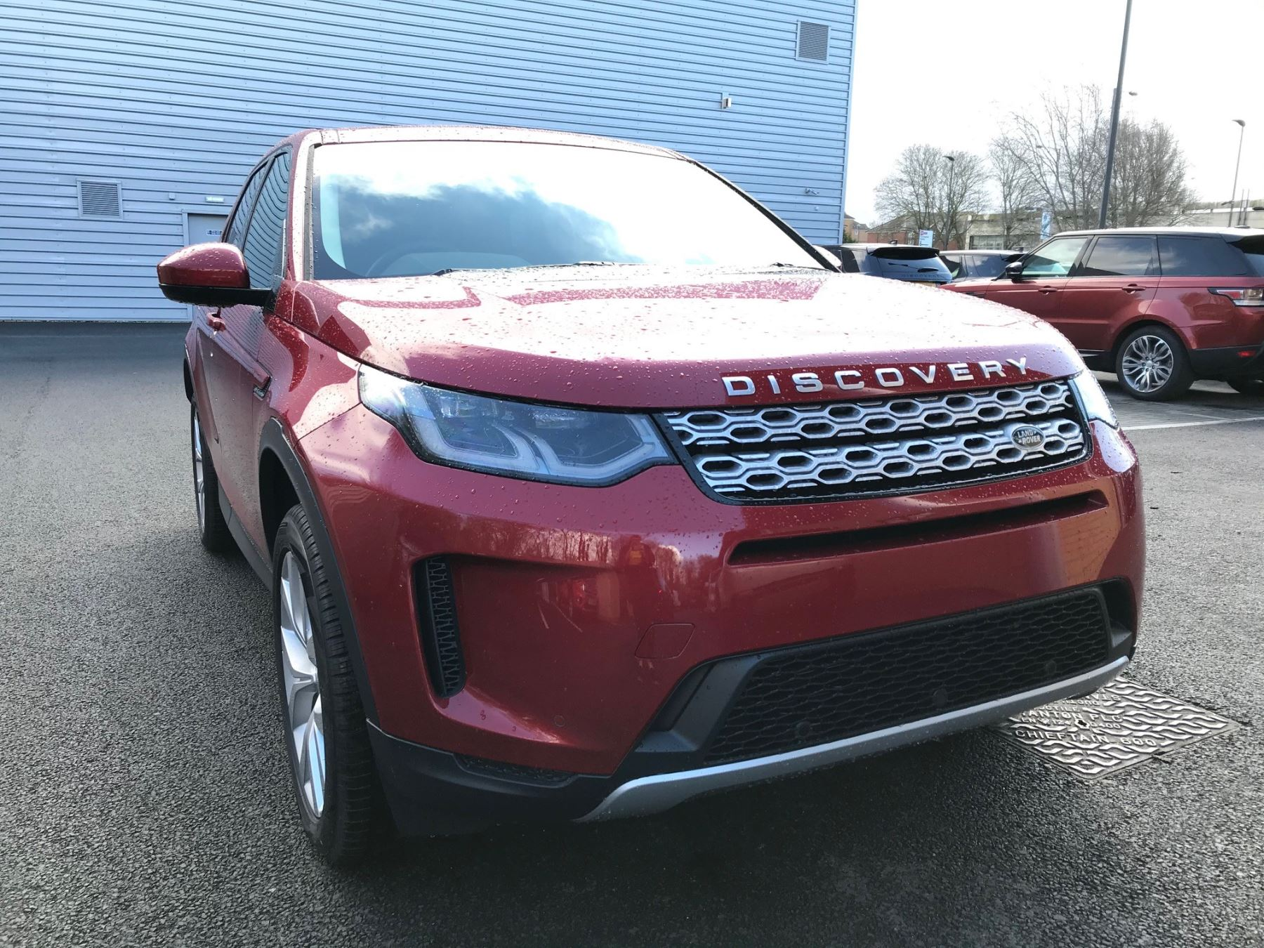 Land Rover Discovery Sport 2.0 D180 SE Diesel Automatic 5 door (19MY)