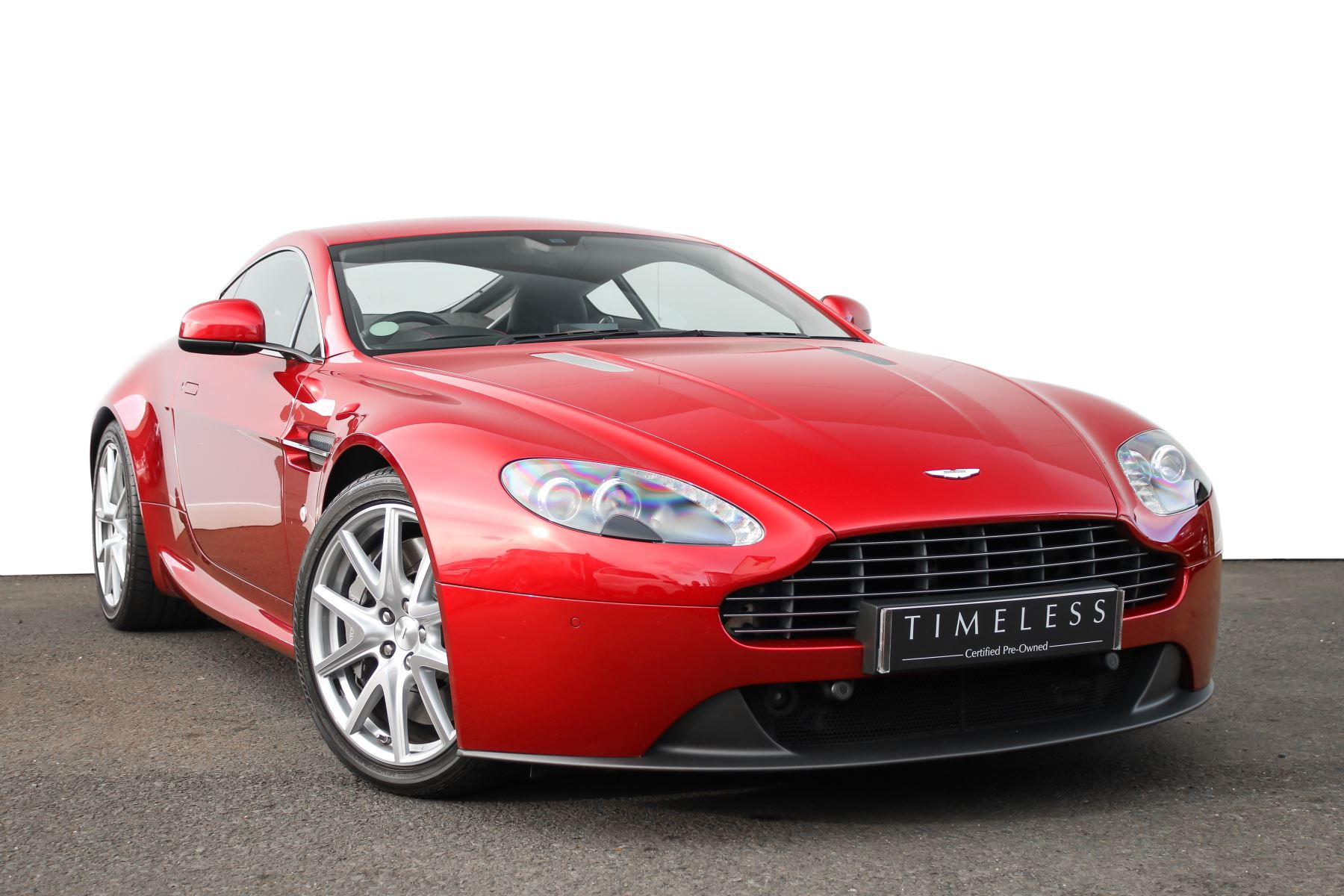 Aston Martin V8 Vantage 2dr [420] 4.7 3 door Coupe (2015)