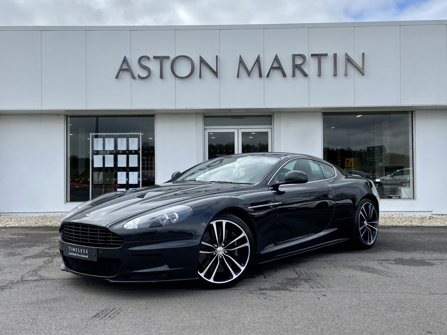 Aston Martin DBS Carbon Edition V12 2dr Touchtronic 5.9 Automatic Coupe (2012)