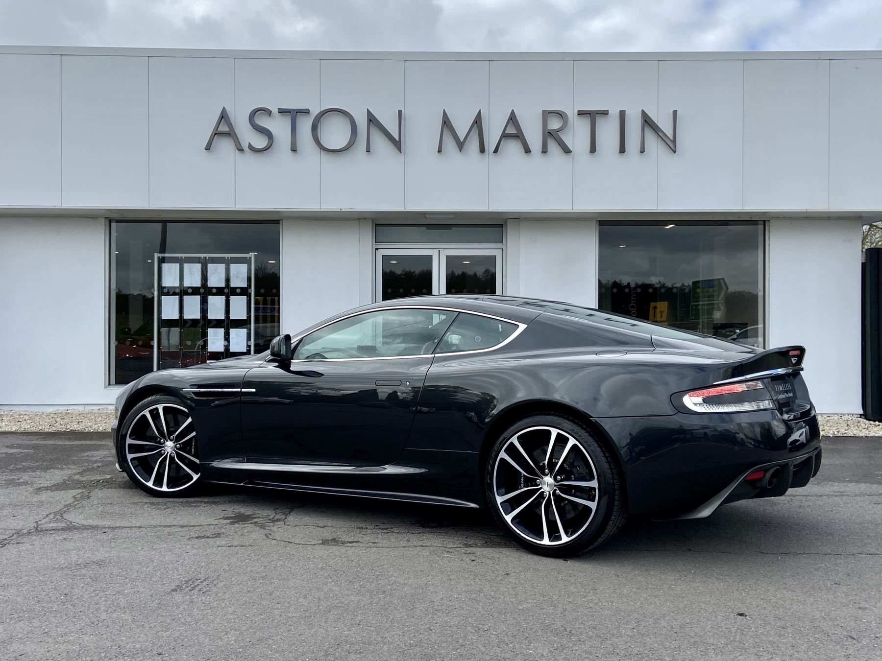 Aston Martin DBS Carbon Edition V12 2dr Touchtronic image 7