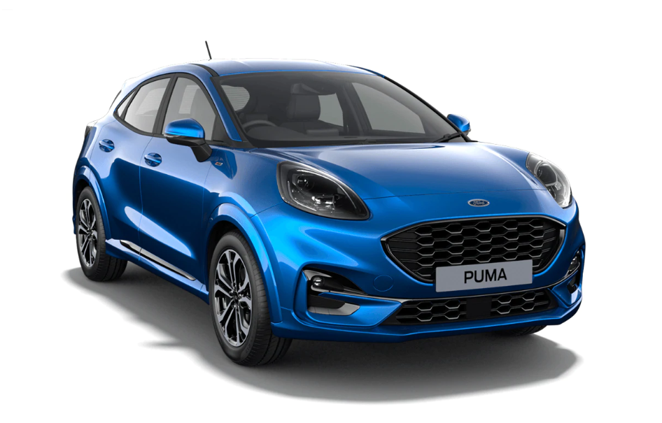 Ford New Puma ST-Line X 1.0L Ford EcoBoost Hybrid mHEV 125PS 6 Speed 6 Speed 2020.25 MY 5 door Hatchback (2020)