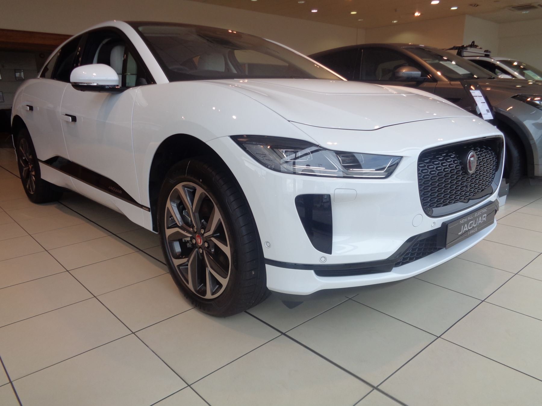 Jaguar I-PACE 90kWh EV400 HSE Electric Automatic 5 door Estate (2020)