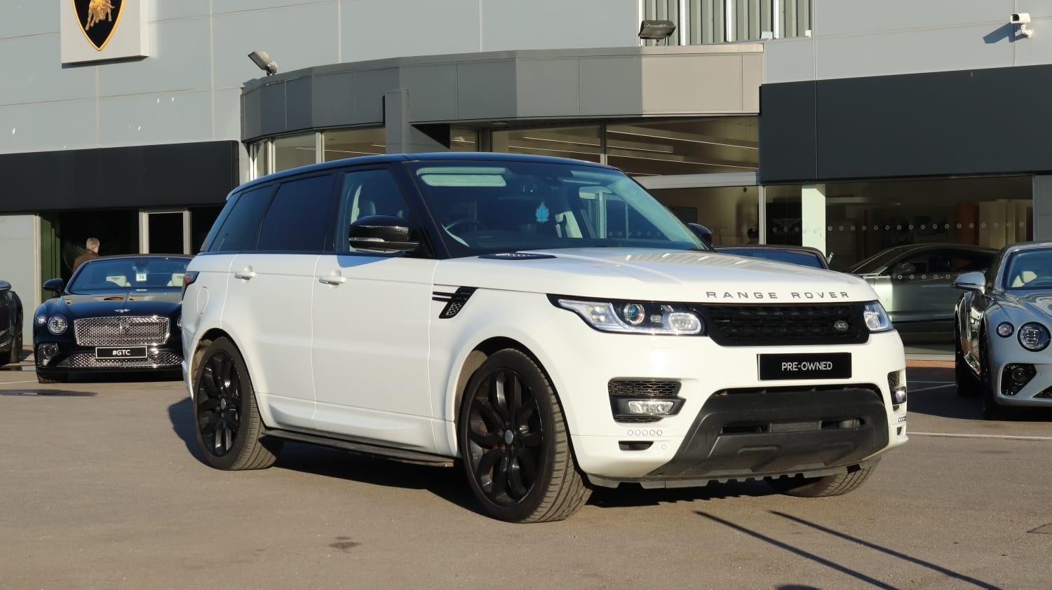 Land Rover Range Rover Sport 3.0 SDV6 [306] Autobiography Dynamic 5dr Auto Diesel Automatic Estate (2015)