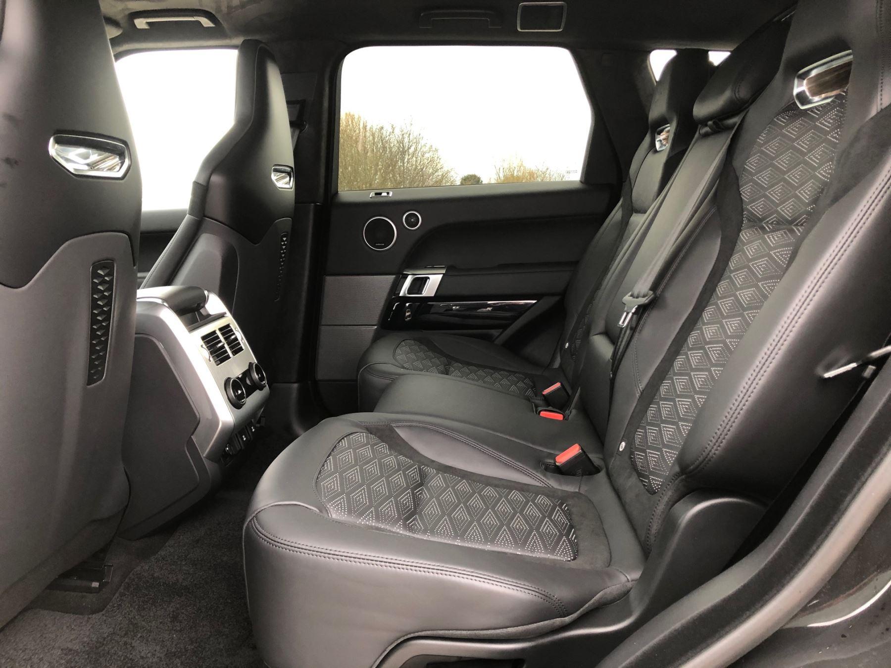 Land Rover Range Rover Sport 5.0 V8 S/C 575 SVR image 8